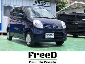 日産 モコ E338 本土車両 2年保証付き 車検整備付き