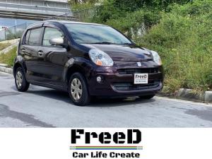トヨタ パッソ プラスハナ Cパッケージ 本土車両 2年保証付き 車検整備付き