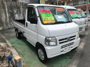ホンダ アクティトラック  エアコン エアバック パワーステアリング デフロック付 4WD