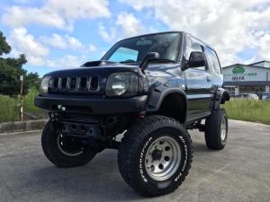 スズキ ジムニー XL キーレス 4WD ETC ボディリフト2インチ リフトアップ3インチ 社外アルミ