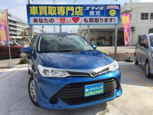 トヨタ カローラフィールダー 1.5X 下取り2万円保証! 衝突被害軽減ブレーキ 社外ナビ バックモニター Bluetoothオーディオ ETC
