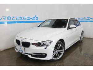 BMW 3シリーズ 320dブルーパフォーマンス スポーツ 軽油 純正ナビ
