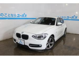 BMW 1シリーズ 116i スポーツ 純正16インチアルミホイール ETC