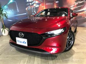 マツダ MAZDA3ファストバック XDプロアクティブ ツーリングセレクション OP10年保証対象車 軽油 マツダコネクトナビ BOSEサウンドシステム 360°ビューモニター