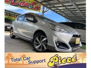 トヨタ アクア X-アーバン保証2年付/純正ナビTV/バックカメラ