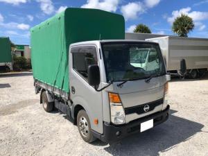 日産 アトラストラック 1.5t 幌 パワーゲート ETC ガソリン