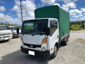 日産 アトラストラック 2t 幌 P/G ETC