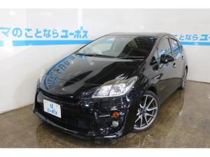 トヨタ プリウス Sツーリングセレクション・G's OP5年保証対象車 純正HDDナビ クルーズコントロール