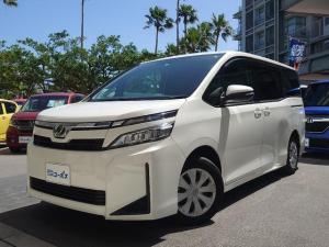 トヨタ ヴォクシー X OP10年保証対象車 純正SDナビ(CD・Bluetooth・AUX・ワンセグ) バックモニター