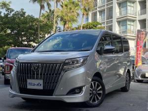 トヨタ エスクァイア Xi OP10年保証対象車 トヨタセーフティセンス 社外ナビ LEDヘッドライト レンタUP
