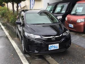 ホンダ フィット レンタカーアップ車・ナビ・ETC付き・車検2年付・保証ロング