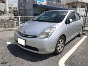 トヨタ プリウス EX スマートキー プッシュスタート 純正ナビ バックカメラ