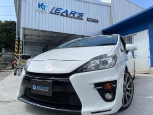 トヨタ プリウス Sツーリングセレクション・G's 本土無事故車