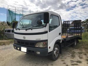 トヨタ ダイナトラック  1台積積載車 2t 5MT ディーゼル ウインチ リモコン
