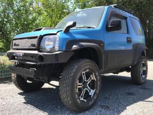 スズキ ジムニーワイド JZ・内地仕入・専門店デモ車・カスタム車MT