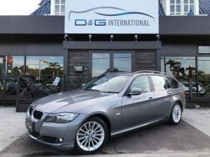 BMW 3シリーズ 320iツーリング プッシュスタート HID ブラウンレザー