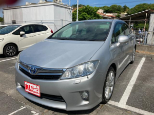 トヨタ SAI G 本土車両 2年保証 Pスタート