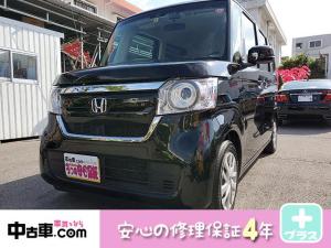 ホンダ N-BOX G・Lホンダセンシング 4年保証♪ タイヤ新品 レンタアップ