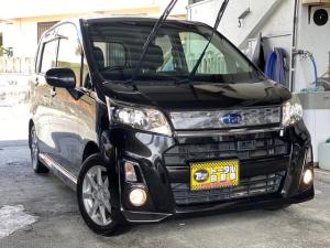 スバル ステラ カスタムR スマートアシスト フルセグTV ナビ Bluetooth LEDヘッドライト 本土車両