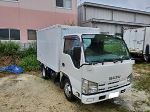 いすゞ エルフトラック  1.5t低温冷凍車 スタンバイ装置付き