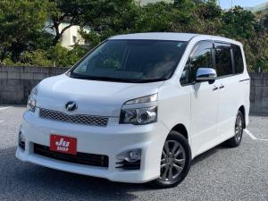 トヨタ ヴォクシー ZS 煌 ナビ TV 両側パワースライドドア バックカメラ Bluetooth ETC