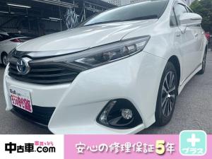 トヨタ SAI G 5年保証付(HVバッテリー含む♪) ブレーキアシスト搭載 ドラレコ付 フルセグBT&バックカメラ&ETC