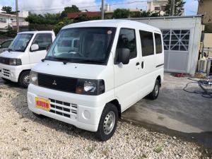 三菱 ミニキャブバン  福祉車両  補助席付き  内地中古車