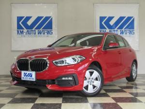 BMW 1シリーズ 118d プレイ エディションジョイ+ ハイラインP ハイラインP(本革シート パワーシート シートヒーターF) ワイヤレスチャージング コンフォートP(オートマチックテールゲート ACC)