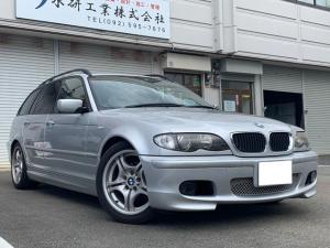 BMW 3シリーズ 318iツーリング Mスポーツパッケージ ビ バックカメラ