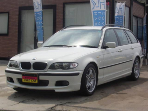 BMW 3シリーズ 318iツーリング Mスポーツ DVDナビ 後期 ETC
