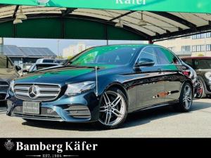 メルセデス・ベンツ Eクラス E220d アバンギャルド スポーツ AMGスタイリング カライングリーンM 360°カメラ レーダーセーフティPKG ワンオーナー記録簿付き禁煙車