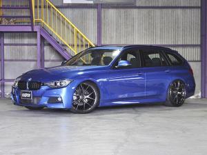 BMW 3シリーズ 320dブルーパフォーマンス Mスポーツ Mスポーツ・サンルーフ・ACC・サイドカメラ・バックカメラ・HDDナビ