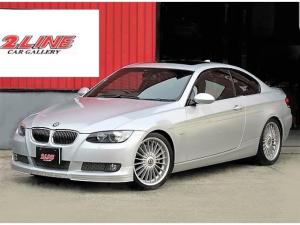 BMWアルピナ B3 ビターボ 右ハンドル 本革シート コンフォートアクセス