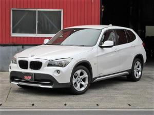 BMW X1 sDrive18i 黒革 ナビTV バックカメラ