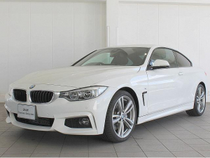 BMW BMW 435iクーペ Mスポーツ LEDライト OP19AW 黒革