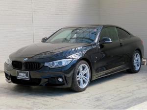 BMW 4シリーズ 420iクーペ Mスポーツ キセノン 18AW スマートキー