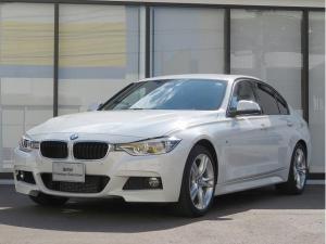 BMW 3シリーズ 318i Mスポーツ 認定中古車 LEDヘッドライト 18AW リアPDC コンフォートアクセス 純正ナビ リアビューカメラ 純正ETC レーンチェンジ ディパーチャーウォーニング クルーズコントロール