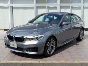 BMW 6シリーズ 630i グランツーリスモ Mスポーツ LEDヘッドライト 19AW オートトランク 黒革 純正ナビ フルセグ トップ リアビューカメラ ヘッドアップディスプレイ 純正ETC アクティブクルーズコントロール レーンチェンジ 認定中古車