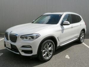 BMW X3 xDrive 20d Xライン 認定中古車 LEDヘッドライト 19AW オートトランク コンフォートアクセス 茶革 純正ナビ トップ リアビューカメラ ヘッドアップディスプレイ 純正ETC アクティブ クルーズ コントロール