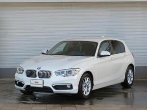 BMW 1シリーズ 118i スタイル LEDヘッドライト 16AW パーキングサポートPKG リアPDC 純正ナビ iDriveナビ リアビューカメラ 純正ETC レーンディパーチャーウォーニング クルーズコントロール 認定中古車