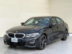 BMW 3シリーズ 320d xDrive Mスポーツ コンフォートPKG LEDヘッドライト 19AW オートトランク コンフォートアクセス 黒革 純正ナビ リアビューカメラ 純正ETC アクティブクルーズコントロール ストップ ゴー レーンチェンジ