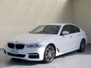 BMW 5シリーズ 523d Mスポーツ ハイラインパッケージ LEDヘッドライト 19AW オートトランク コンフォートアクセス 純正ナビ 地デジ フルセグ トップ リアビューカメラ 純正ETC アクティブ クルーズ コントロール ストップ ゴー レーンチェンジ