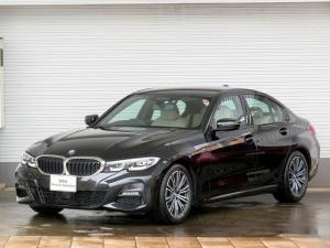 BMW 3シリーズ 320i Mスポーツ LEDヘッドライト 18AW PDC コンフォートアクセス レザーシート ベージュレザー 純正ナビ iDriveナビ リアビューカメラ 純正ETC アクティブ クルーズ コントロール レーンチェンジ
