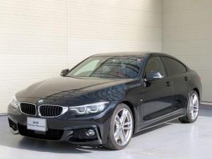 BMW 4シリーズ 420iグランクーペ Mスポーツ LEDヘッドライト 19AW オートトランク コンフォートアクセス レッドレザーシート マルチディスプレイメーター 純正ナビ フルセグ リアビューカメラ 純正ETC アクティブ クルーズ コントロール