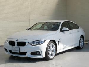 BMW 4シリーズ 420iグランクーペ Mスポーツ MS LEDヘッドライト 18AW PDC オートトランク コンフォートアクセス マルチディスプレイメーター 純正ナビ iDriveナビ 地デジ フルセグ リアビューカメラ 純正ETC Aクルコン