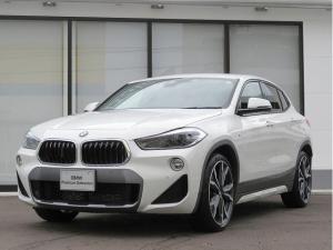 BMW X2 xDrive 20i MスポーツX コンフォートPKG LEDヘッドライト オートトランク コンフォートアクセス シートヒーター 純正ナビ iDriveナビ リアビューカメラ 純正ETC レーンディパーチャー ウォーニング 認定中古車