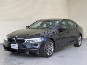 BMW 5シリーズ 523d xDrive Mスピリット LEDヘッドライト 18AW PDC コンフォートアクセス 黒革 純正ナビ iDriveナビ 地デジ フルセグ トップ リアビューカメア ヘッドアップディスプレイ ハーマンカードン 認定中古車
