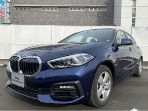 BMW 1シリーズ 118i LEDヘッドライト 16AW PDC 純正ナビ iDriveナビ リアビューカメラ 純正ETC 認定中古車