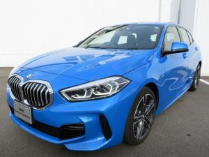 BMW 1シリーズ 118i Mスポーツ LEDヘッドライト 18AW PDC 純正ナビ iDriveナビ リアビューカメラ 純正ETC レーンディパーチャーウォーニング 認定中古車