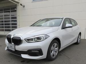 BMW 1シリーズ 118i プレイ LEDヘッドライト 16AW PDC コンフォートアクセス 純正ナビ iDriveナビ リアビューカメラ 純正ETC レーンディパーチャー ウォーニング 認定中古車